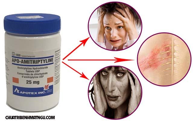 Khi nào thì dùng thuốc Elavil 25 mg