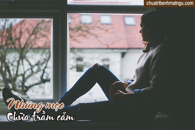 mẹo chống trầm cảm
