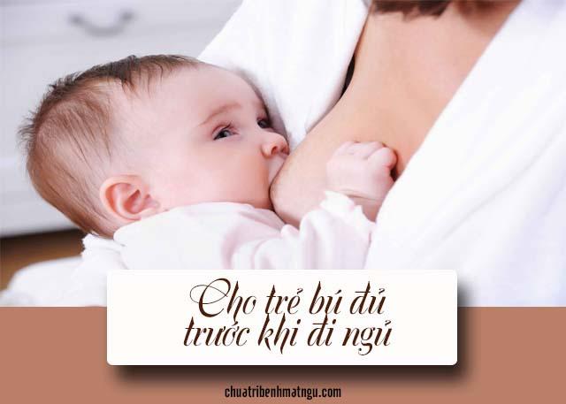 Mẹo giúp trẻ ngủ sâu giấc bạn cần nên biết