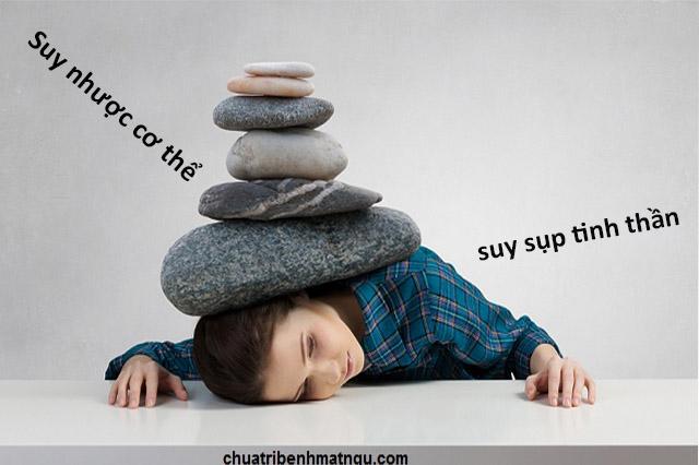 Những biểu hiện của suy nhược cơ thể