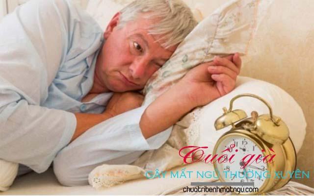 Nguyên nhân gây mất ngủ thường xuyên phải nắm rõ