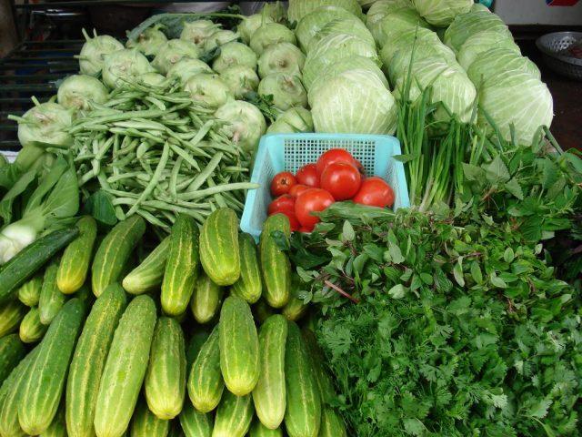 Bị suy nhược cơ thể nên ăn rau củ quả tươi: