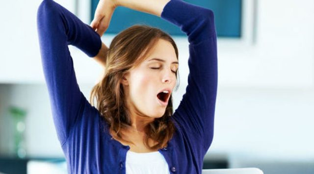 Mệt mỏi, uể oải triệu chứng bệnh stress