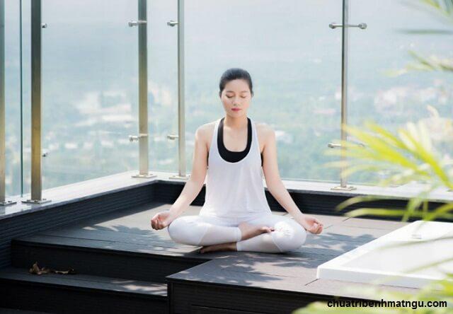 Ngồi thiền giúp làm giảm triệu chứng suy nhược thần kinh