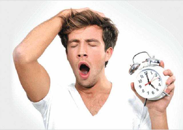Bệnh mất ngủ ở thanh niên