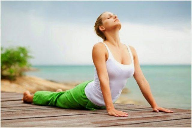 Tập yoga chữa mất ngủ