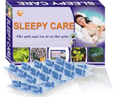 Thực phẩm chức năng Sleepy Care giá bao nhiêu có tốt không?