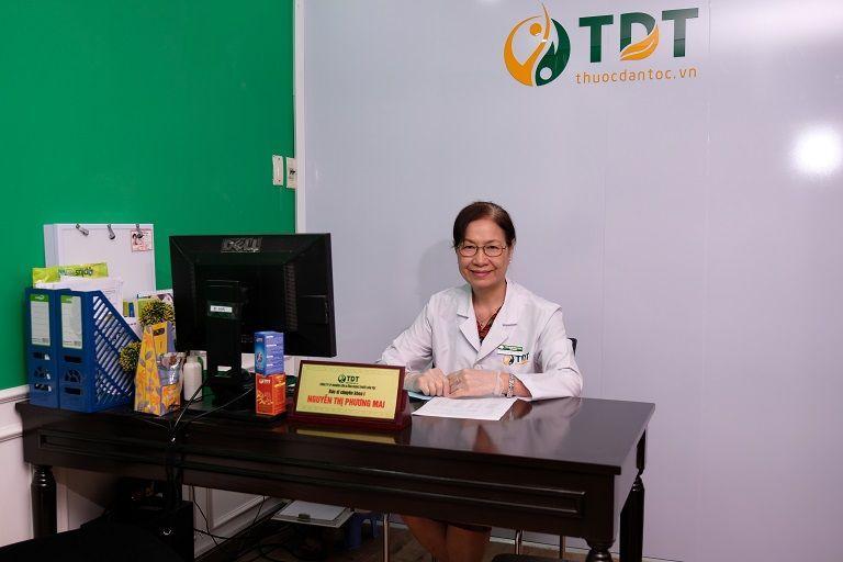Bác sĩ Nguyễn Thị Phương Mai chữa mất ngủ bằng Y học cổ truyền
