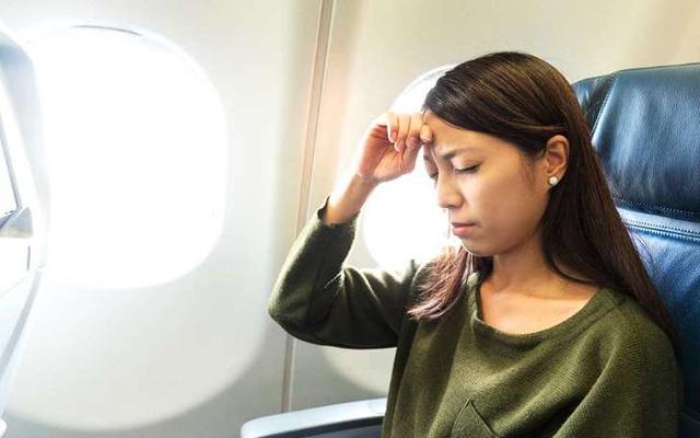 Rối loạn tiền đình khi đi maý bay