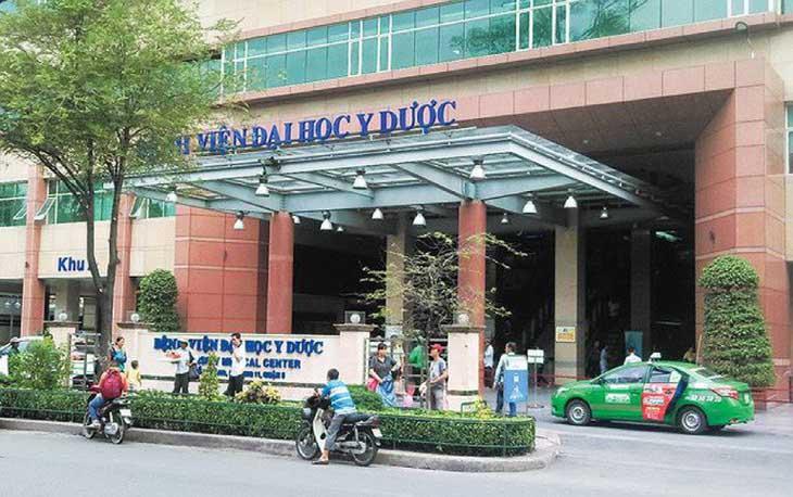 Khoa thần kinh bệnh viện Đại học y dược TP HCM