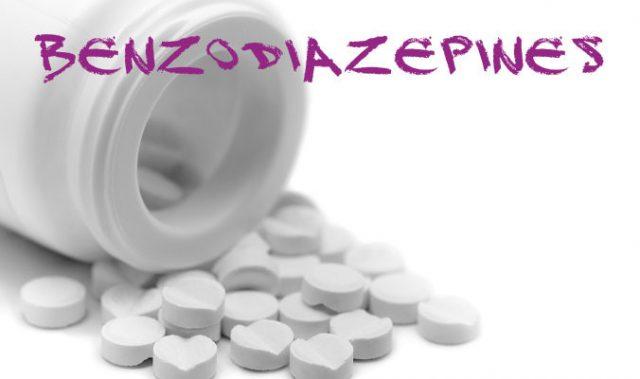 Chữa mất ngủ bằng nhóm thuốc Benzodiazepines: