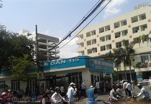 Bệnh viện Nhân Dân 115 khám rối loạn tiền đình