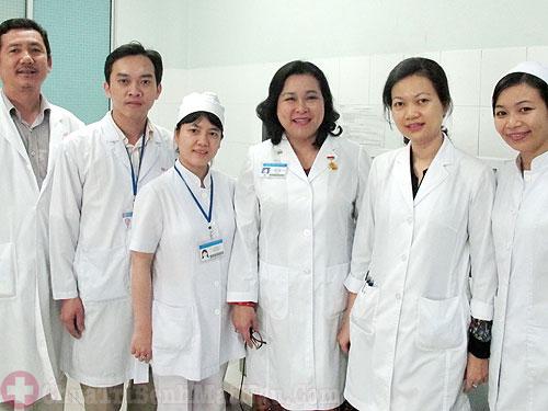 PGS. TS. Bác sĩ Nguyễn Thị Ngọc Dung chữa bệnh rối loạn tiền đình