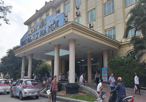 Khám rối loạn tiền đình tại bệnh viện Đại học Y Hà Nội