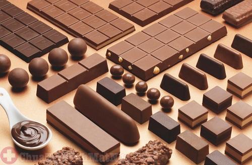 Ăn socola đúng cách tốt cho sức khỏe