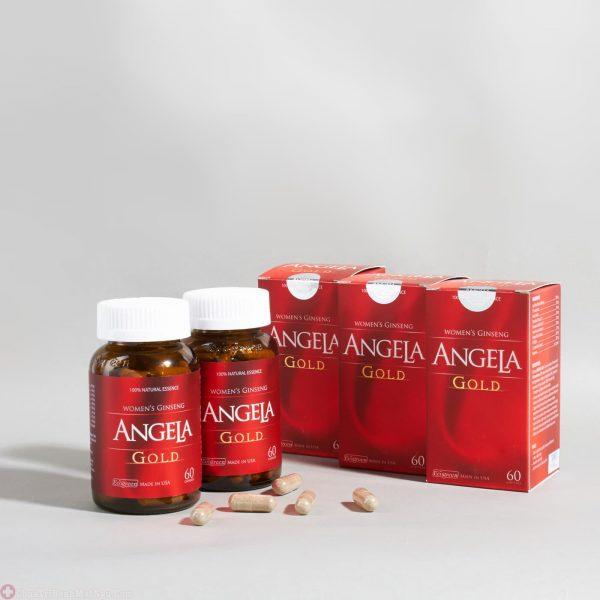 Chữa mất ngủ bằng sâm Angela