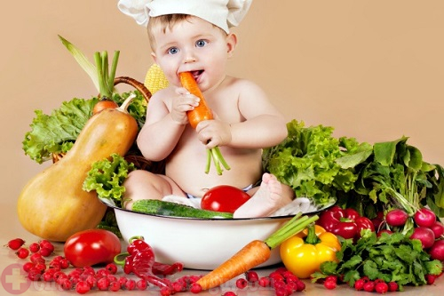 Chế độ dinh dưỡng cho bé giúp khắc phục chứng khó ngủ