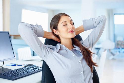 Ngủ trưa đúng cách giảm căng thẳng mệt mỏi