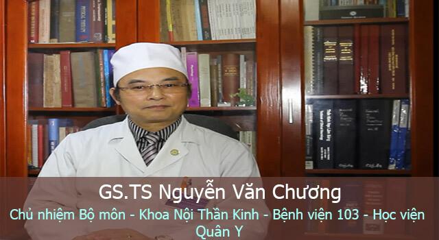 Giáo sư tiến sĩ Nguyễn Văn Chương