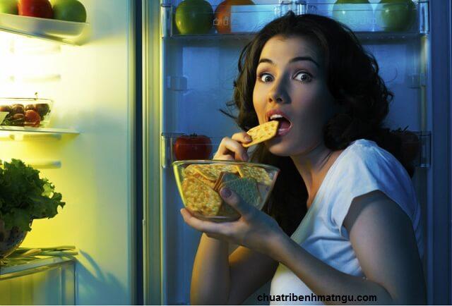 Triệu chứng mất ngủ có thể là nguyên nhân gây béo phì