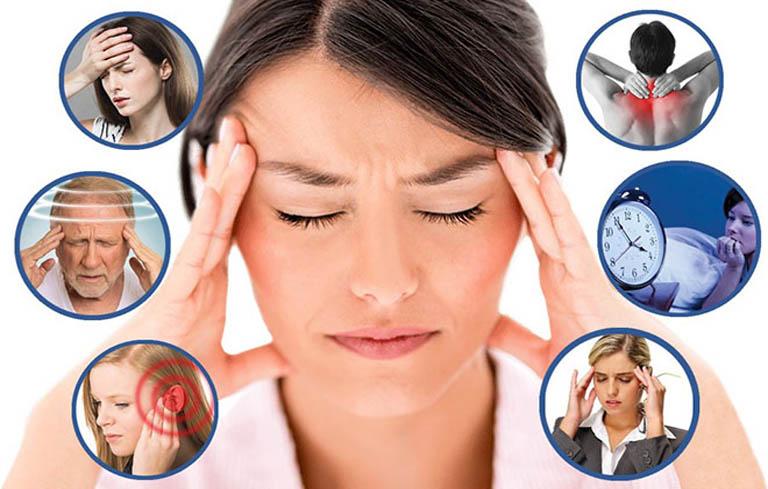 Định tâm An thần thang loại bỏ các triệu chứng rối loạn tiền đình