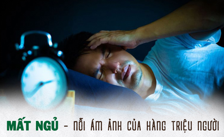 Tình trạng mất ngủ ngày càng gia tăng về số lượng