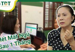 Nghệ sĩ Hương Dung chia sẻ bí quyết thoát khỏi mất ngủ