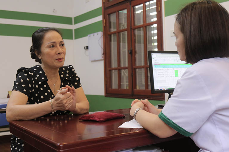 Trung tâm Thuốc dân tộc không ngừng nâng cao chất lượng khám chữa bệnh