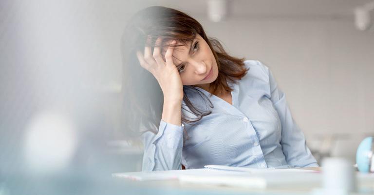 Người bị suy nhược thần kinh không còn hứng thú với bất cứ việc gì